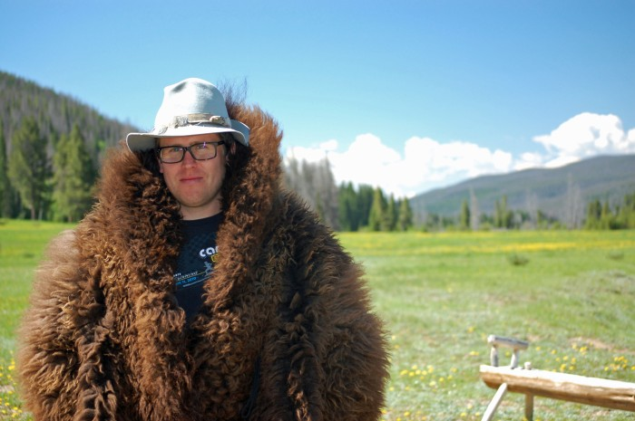 Long Live The Buffalo Coat